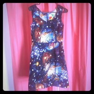 Modcloth Fervour Space Dress